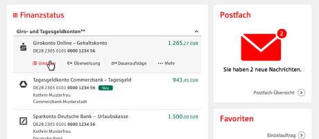 Multibanking Sparkasse Pforzheim Calw