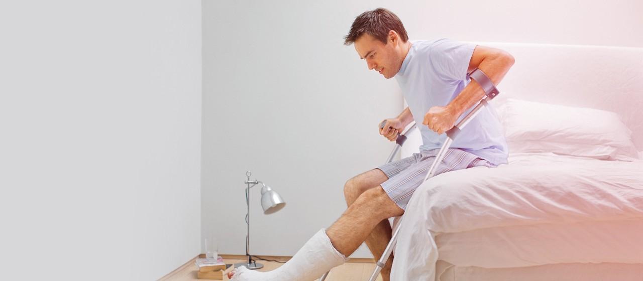 Verdienstausfallversicherung bei längerer Krankheit